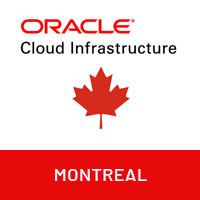 VMS was moved to Oracle Cloud in Montreal!